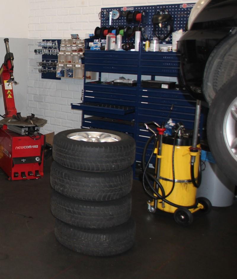 Werkplaats Garage de Jong